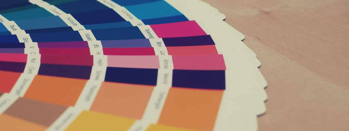Importance of colour in your logo