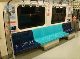 台湾では電車やバスで混んでいても優先座席には座らないのがマナーです