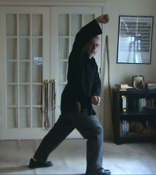 New Photos of Wu Style Tai Chi Chuan (2/6)