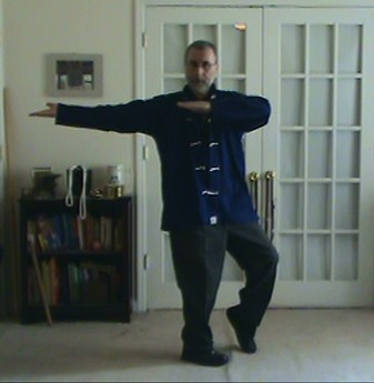 Photos of Yang Style Tai Chi (2/6)