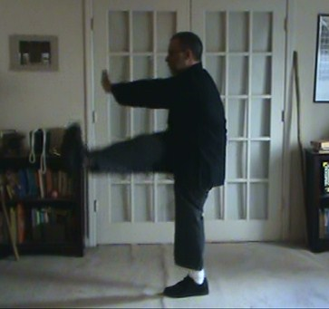 New Photos of Wu Style Tai Chi Chuan (3/6)