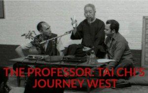 The Professor Tai Chi's Journey West