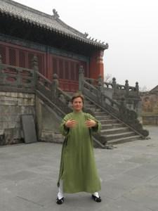 U Beograd je stigao Wu Dang stil Ti Chi Chuana