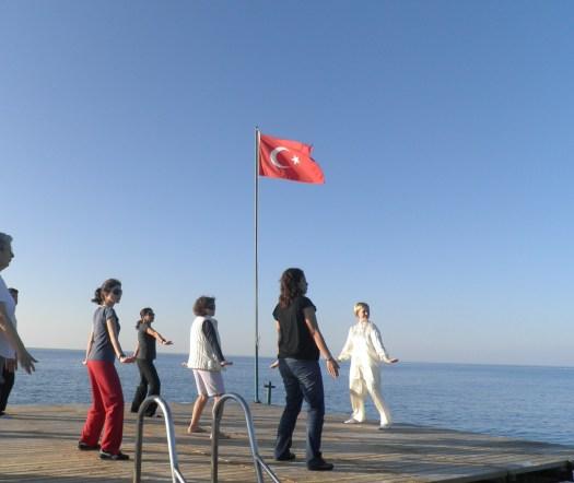 Qi Gong seminar - Xanadu Hotel, Belek, Turkey