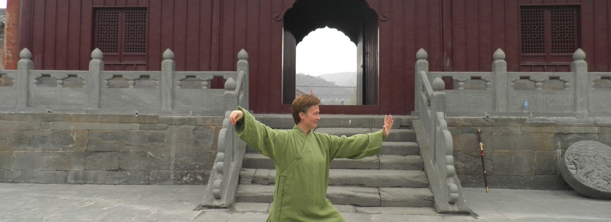 Tai Chi in Belgrade, Isidora Milosevic