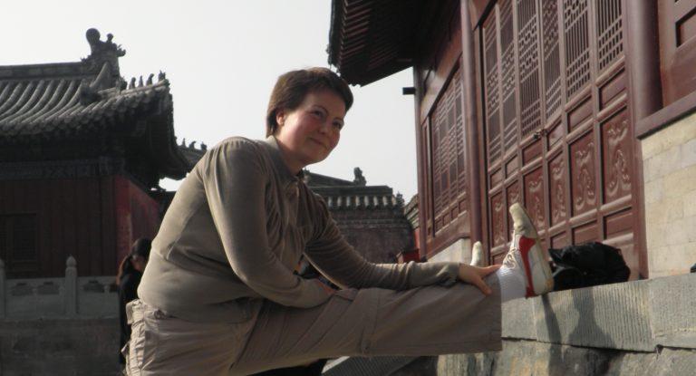 Tai Chi trening, Wu Dang Kina
