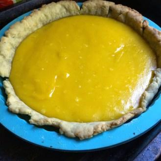 Lemon tart integral