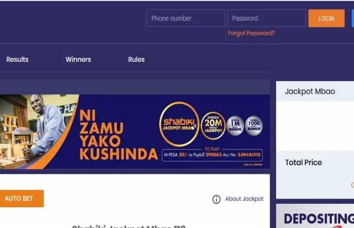 Shabiki Power 13 Jackpot Results, Bonuses and Jackpot Winners
