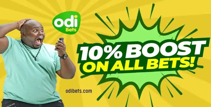 Top Odibets Offers, Freebies and Bonuses This week