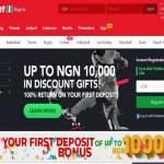 SportyBet Nigeria Registration, Login, App, Jackpot, Bonuses and Contacts