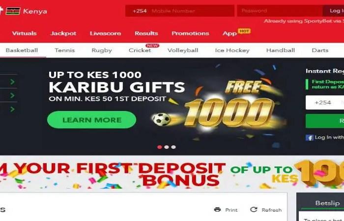 SportyBet Jackpot Results,Bonuses and Jackpot Winners