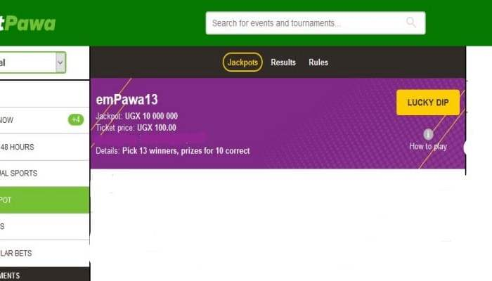 14th & 15th January BetPawa Uganda MidWeek Jackpot Predictions