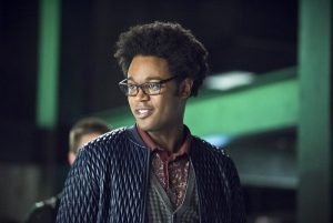 echo kellum from arrow