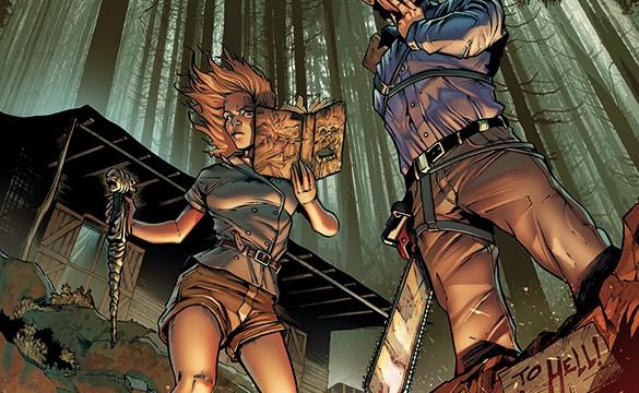 Comic Book Review – Evil Dead 2: Beyond Dead by Dawn #1 Halloween ComicFest Edition