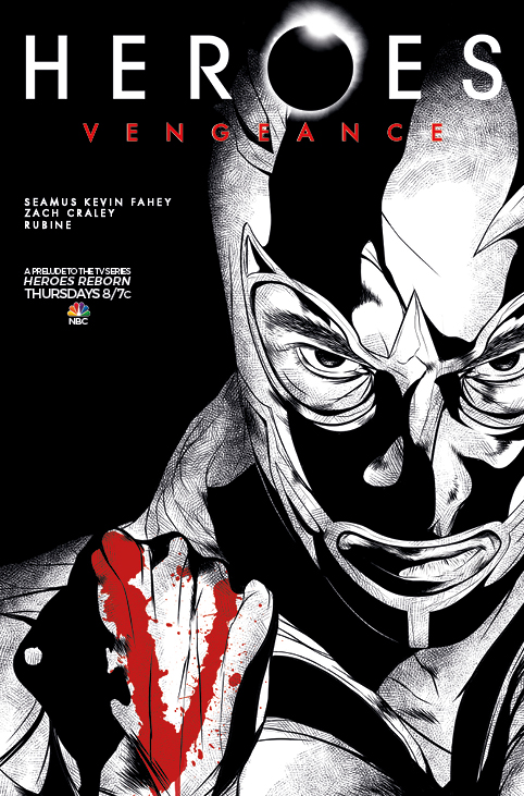 Comic Book Review – Heroes Vengeance #2