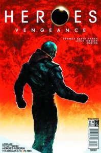Comic Book Review – Heroes Vengeance #4