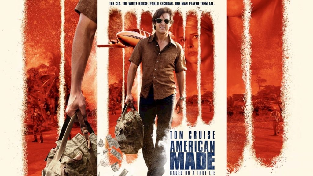 Exclusive interview with William Mark McCullough from American Made