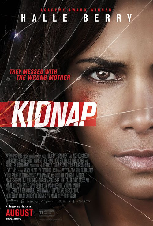 Exclusive Interview with Sage Correa from Kidnap starring Halle Berry