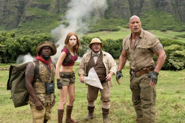 Review – Jumanji: Welcome to the Jungle Blu-ray Bonus Features
