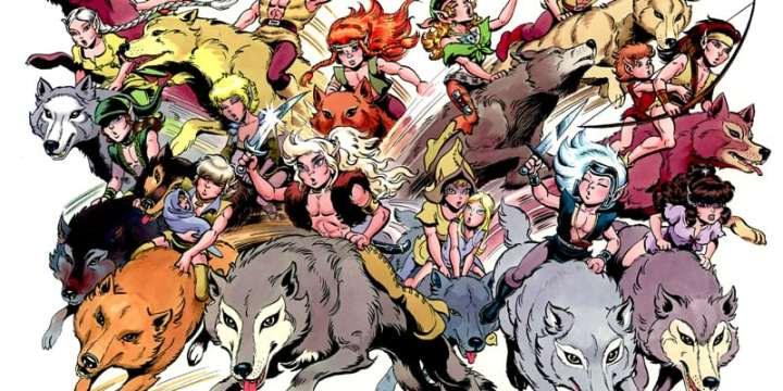 Exclusive Interview – Wendy and Richard Pini talk Elfquest at SDCC 2018