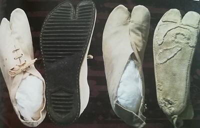 金栗足袋はオリンピックに出場した事で誕生した