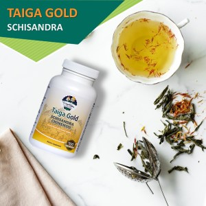 Taiga Gold with Schisandra chinensis