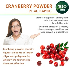 Probiotic and Cranberry Supercombo