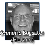 Sveneric Bogsäter, Shihan (Holland)