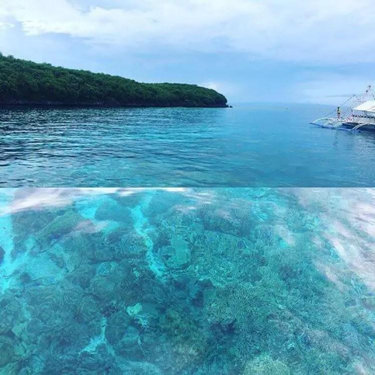 海洋保護区スミロン島