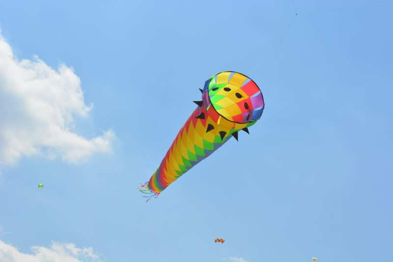 "The first Kitefestival of ""Le Portel (FR)"""