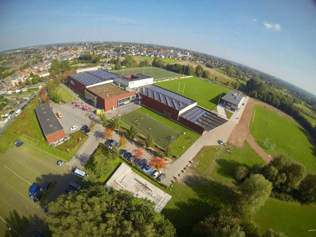 Sports facility, Dendermonde