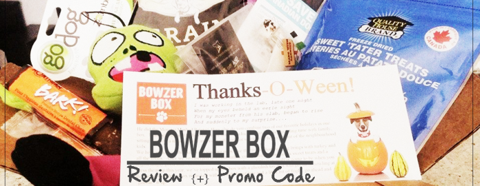 BOWZER OCTOBER EDITION REVIEW AND PROMO CODE