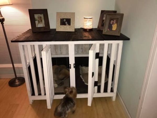 20 Diy Small Dogs Crate Ideas