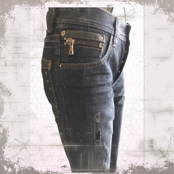 Jean taille 34