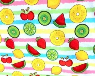 PUL32 - Salade de fruits