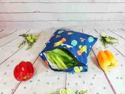 Sac 11x11 pour conserver les légumes
