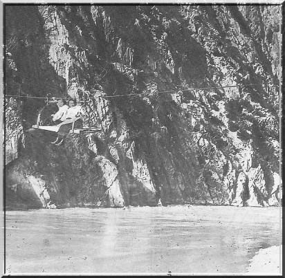drac traversée avant 1900