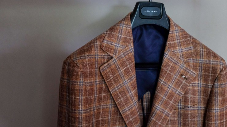 The Italian tailor, Naples, and the Neapolitan jacket