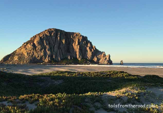 Morro Bay, CA. Our home for 10 days.