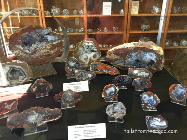 Prized and amazing Thunder Eggs & Geodes