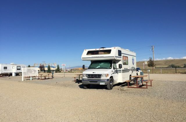 RV Park Review – Rawlins, WY