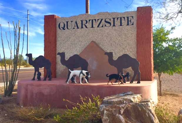 Quartzsite 101 – What to Bring & Expect