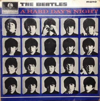 Beatles A Hard Day's Night P