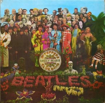 Beatls Sgt. Peppers