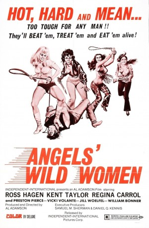 'Angels' Wild Women' poster
