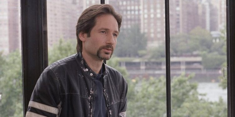 David Duchovny wrote, directed and starred in 'House of D'