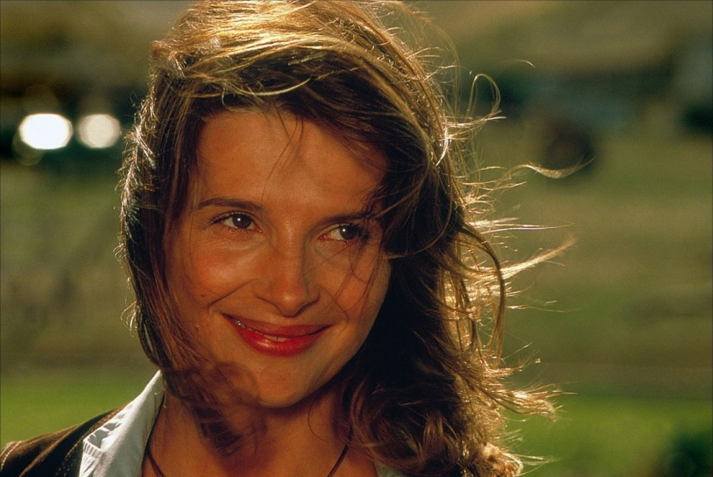 Juliette Binoche in 'In My Country'