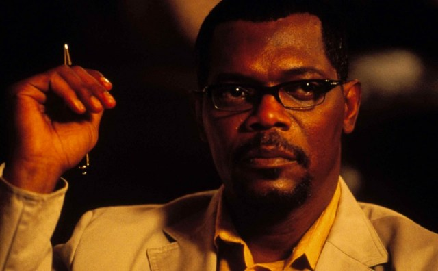 Samuel L. Jackson in 'In My Country'
