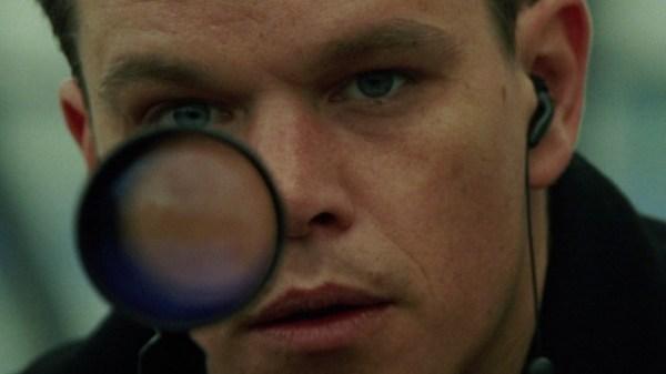 Matt Damon does one last turn as Jason Bourne in 'The Bourne Supremacy'