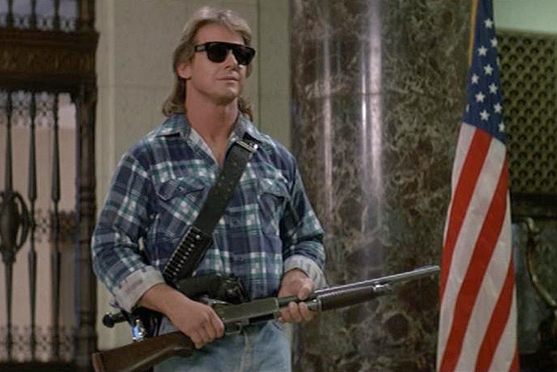 Roddy Piper kicks ass in 'They Live'